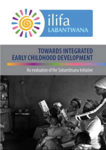 Cover of Sobambisana Initiative