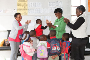 Registration with the Department of Social Development is a challenge for many ECD centres in SA.