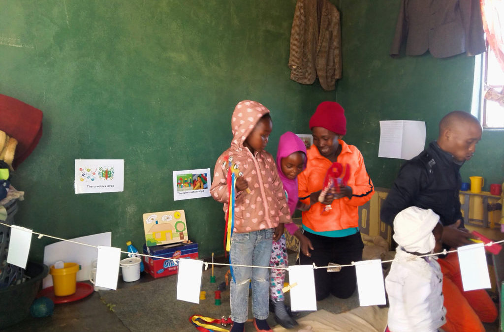 When community works: Early learning playgroups in the North West