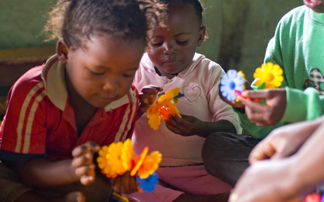 LETCEE: bringing non-centre based ECD services to rural children since 1993