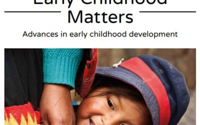 2018 edition of Early Childhood Matters available