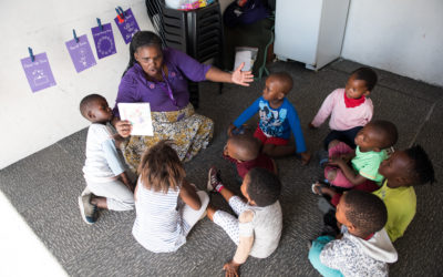 SmartStart: bringing early learning services to more than 30 000 of SA's children