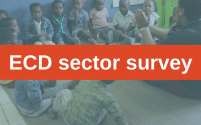 Survey to gauge understanding of ECD sector