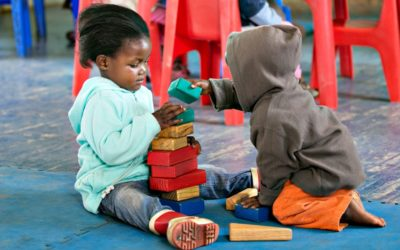 Cotlands: delivering early learning services innovatively to ensure increased access