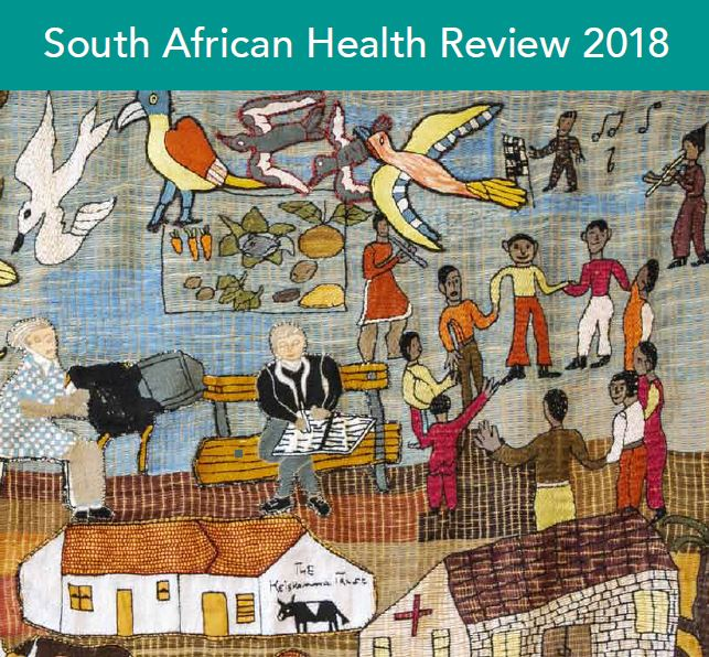 South African Health Review 2018 launched