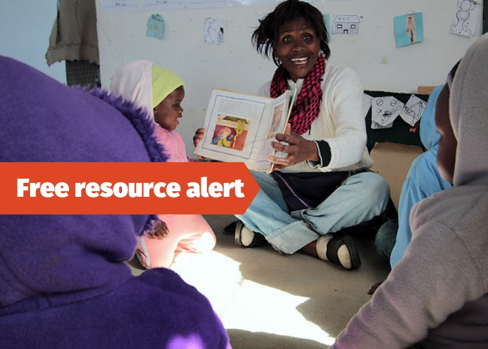 Resource alert: freely available reading materials