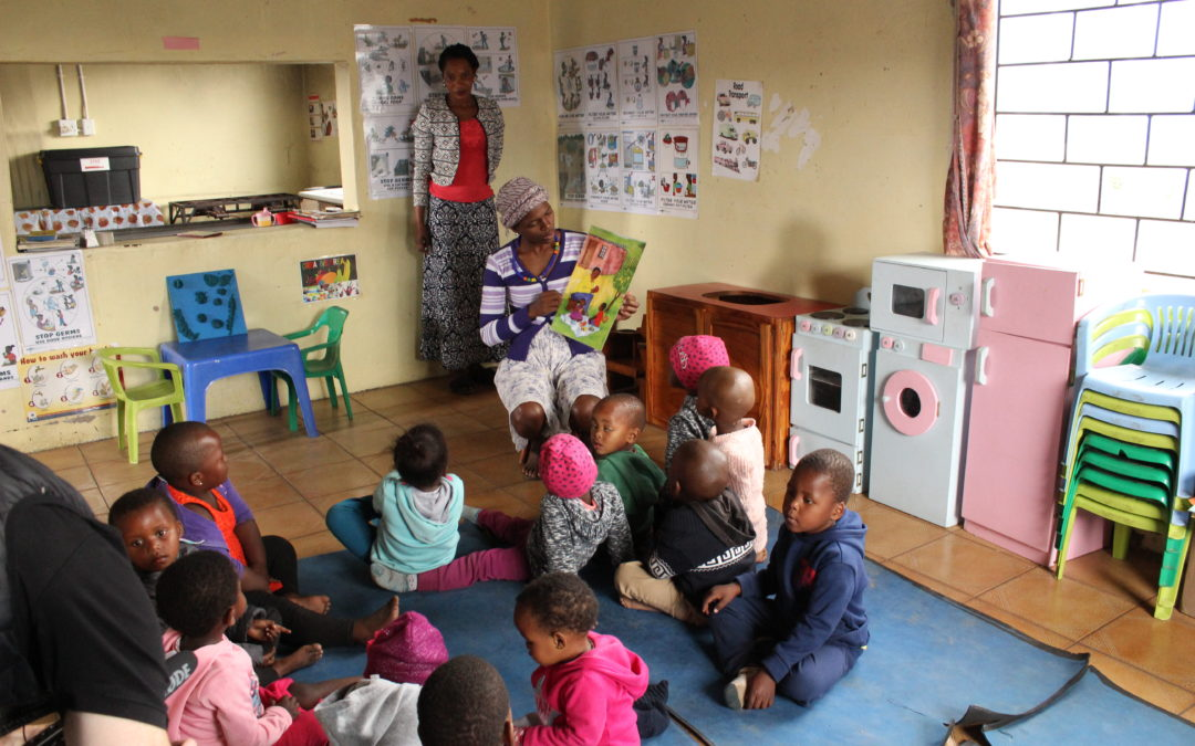 Risk and opportunity as early childhood development moves to Department of Basic Education