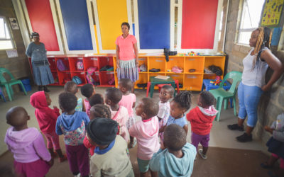 OP-ED:Need for State Support for the ECD Sector