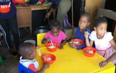 ECD COVID Response Project – Villiersdorp Benefitting from Compliance Materials and Vouchers